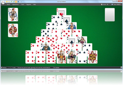 Play Spider and other solitaire games