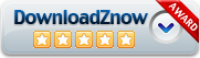 DownloadZNow - 5 out of 5 Rating!