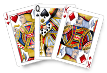 123 Free Solitaire FREE Graphics Pack - new Card Set