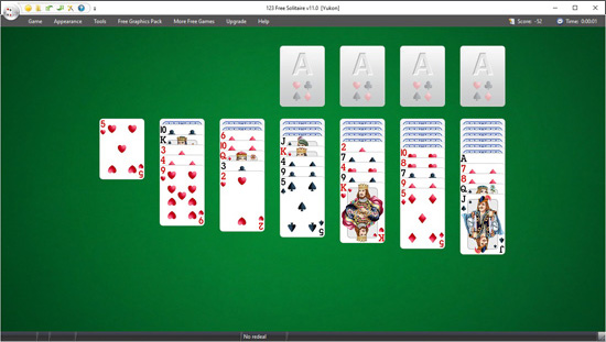 123 Free Solitaire - Solitaire Games