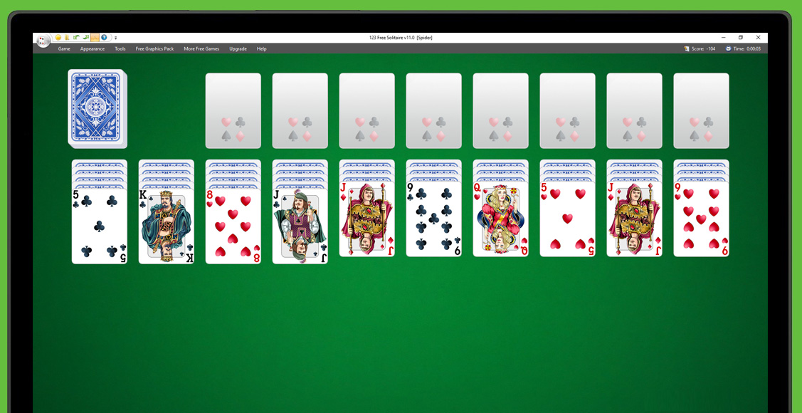 123 solitaire card games free download