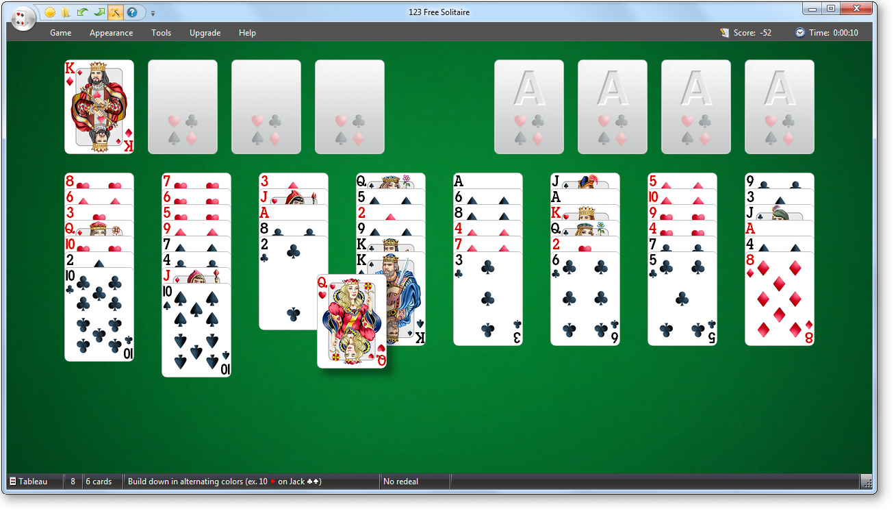 123 freecell freecell solitaire agcguru info