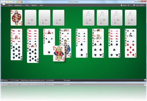 FreeCell game example
