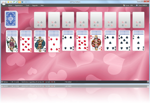 123 Free Solitaire - Spider Solitaire Screenshot